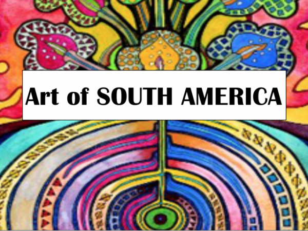 The Art of South America