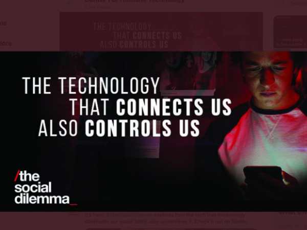 """Teaching """"The Social Dilemma"""": Taking Back Control from Tech"""