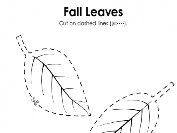 Fall Printables Collection: Poems, Coloring, Cut-Outs