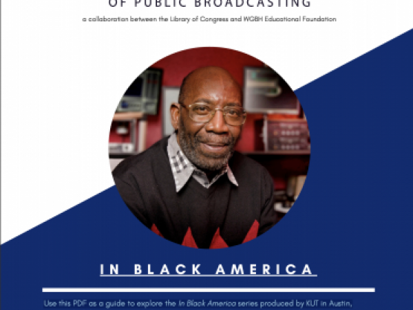 """""""In Black America"""" Collection Guide"""