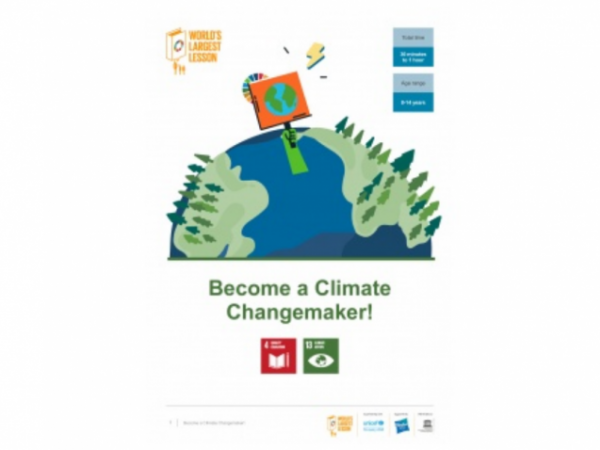 Become a Climate Changemaker!