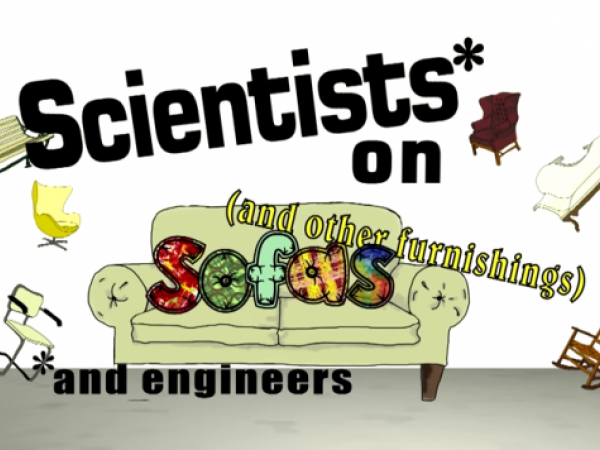 Math and its infinite connections - Scientists & Engineers on Sofas (and other furnishings)