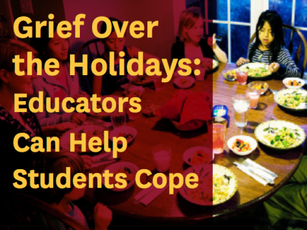 Support - Grief Over the Holidays