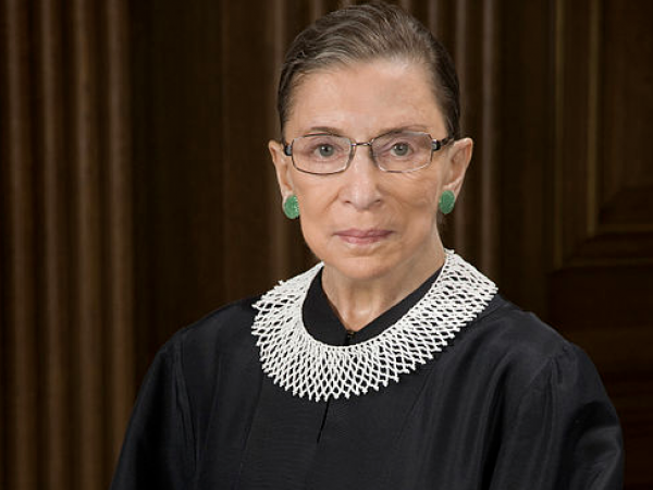 RUTH BADER GINSBURG - WOMEN'S HISTORY MONTH