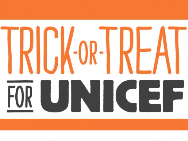 How to Trick-or-Treat for UNICEF