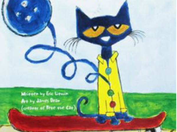 Literacy-Pete the Cat and His Four Groovy Buttons