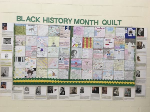 Black History Month Quilt
