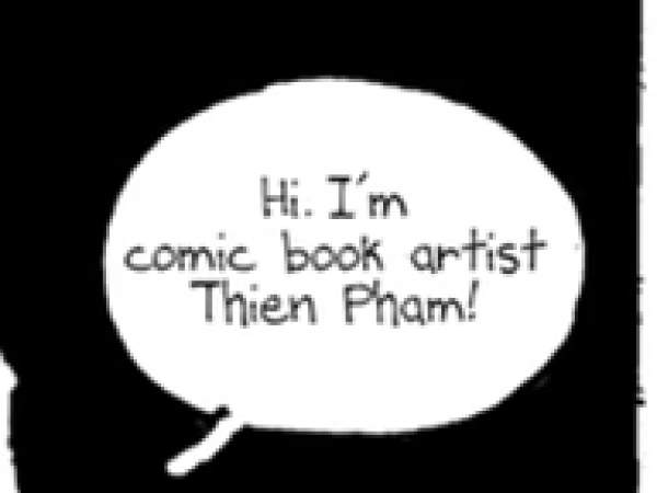 Graphic Novels with Thien Pham