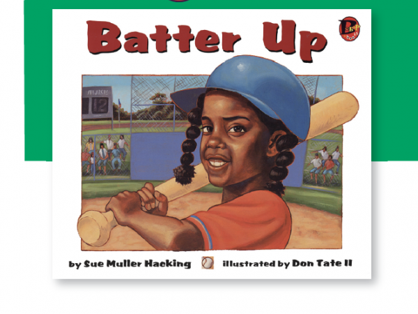 Batter Up - Guided Reading Lesson Plan