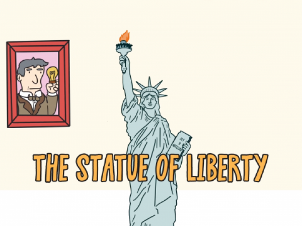 Statue of Liberty: A French Peace Offering