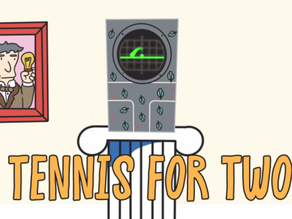 Tennis for Two: America's First Video Game