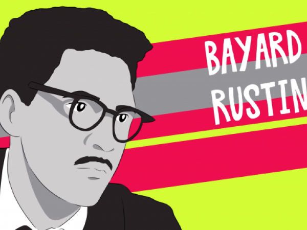 Bayard Rustin - Martin Luther King Jr's 'Out and Proud' Advisor