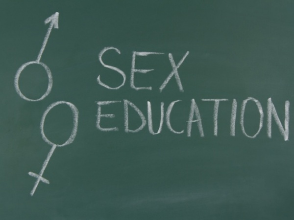Sex Ed Review Game