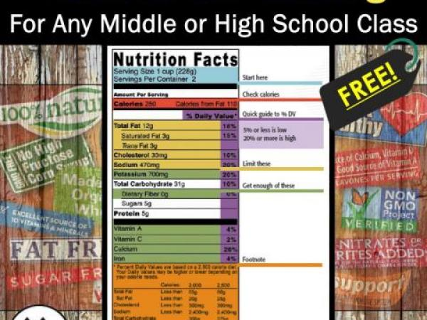 Food Label Reading: Is This Product Healthy?