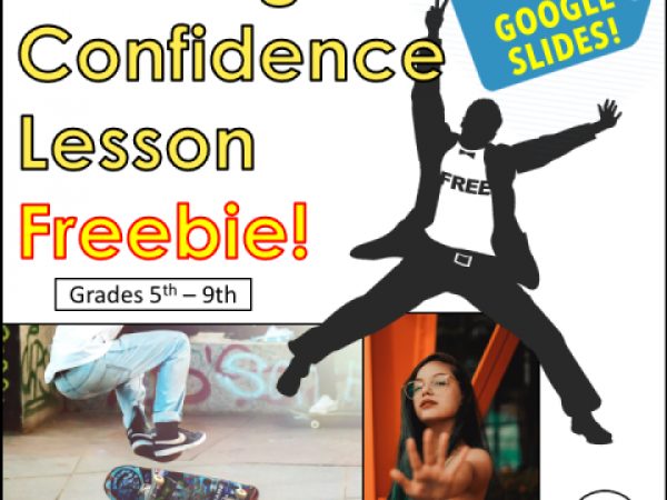 Building Confidence Distance Learning FREE!