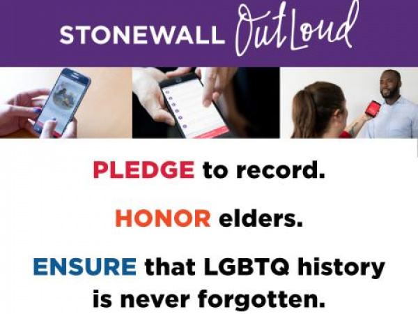 Stonewall Outloud: Personal Accounts of the Riots