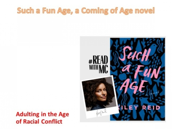 Such A Fun Age (Lesson Unit: Adulting in the Age of Racial Conflict)