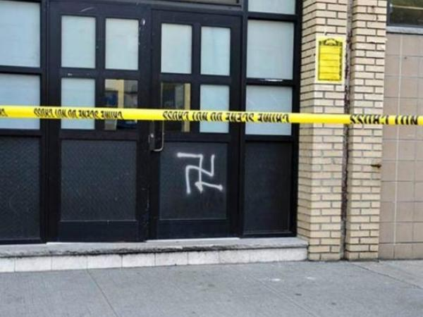 Swastikas and Other Hate Symbols