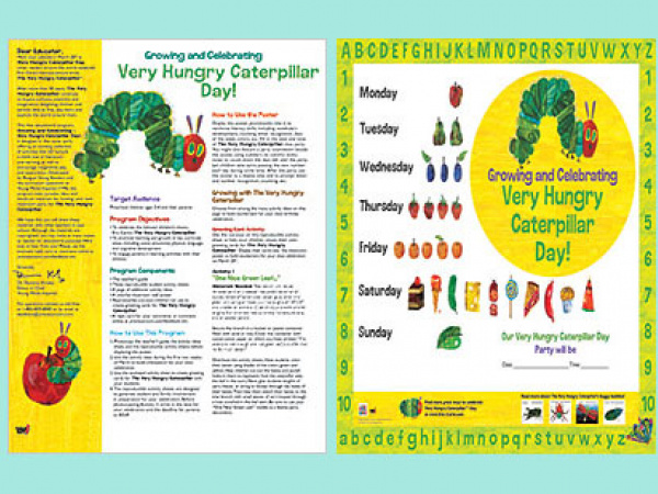 Celebrate Spring with  The Very Hungry Caterpillar™ (official)