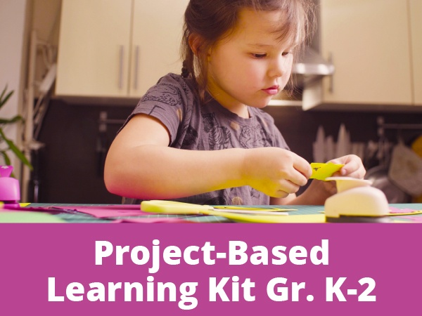 Project-Based Learning Kits for Distance Learning: All About Me for K-2