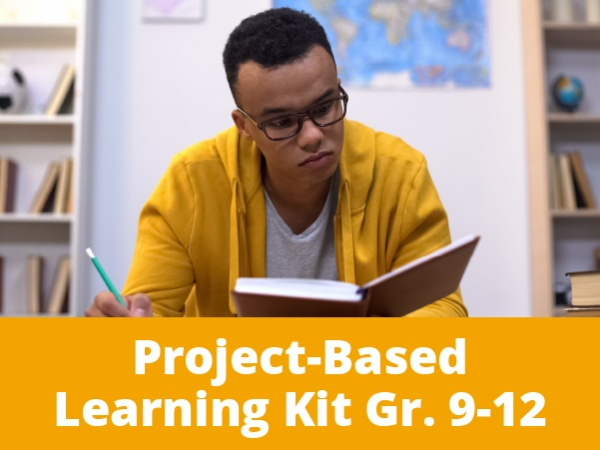Project-Based Learning Kits for Distance Learning: Overcoming Challenges Through the Lens of Social Justice for High School