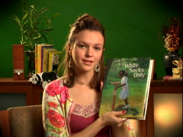 White Socks Only read by Amber Rose Tamblyn