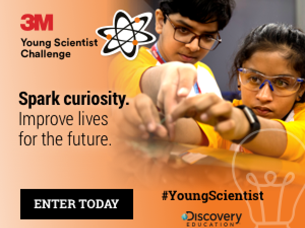 3M Young Scientist Lab & 3M Science at Home