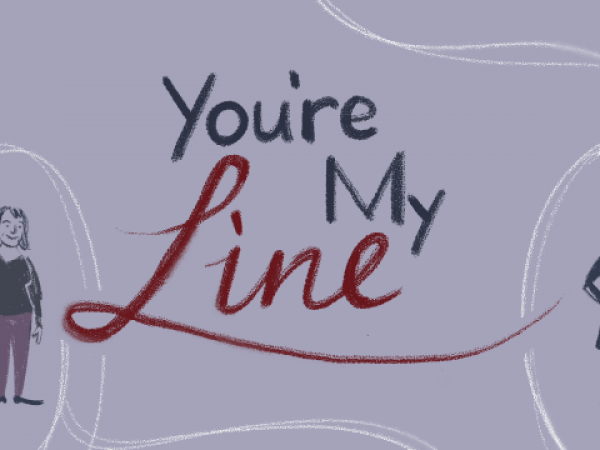 StoryCorps Animation: You're My Line