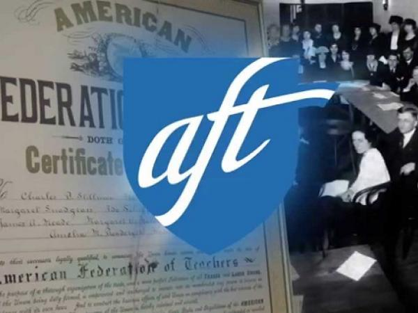 History of the American Federation of Teachers
