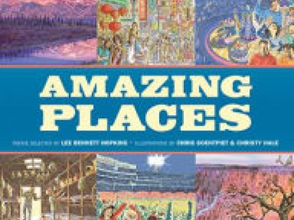 Amazing Places (book discussion guide)