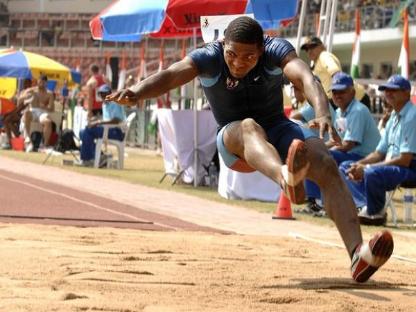 Science Of The Summer Olympics: The Long Jump