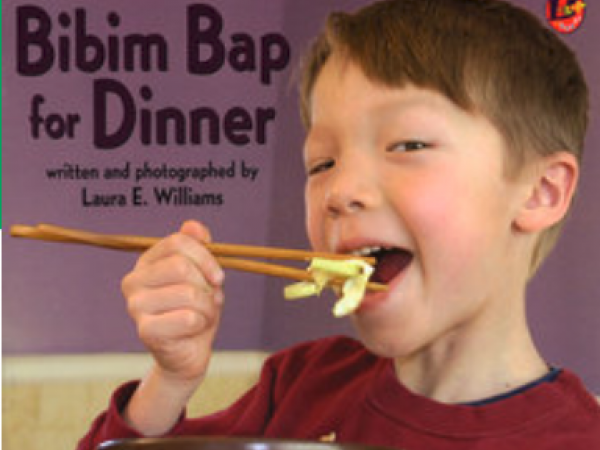 Bibim Bap for Dinner - Guided Reading Lesson Plan