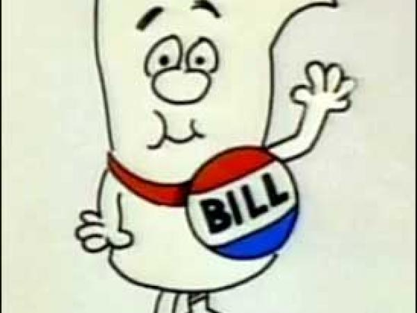 How a Bill Becomes a Law Worksheet