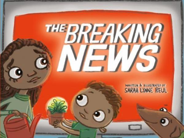 The Breaking News (book discussion guide)