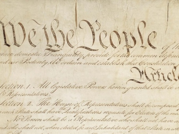 Democracy and Sovereignty in US Constitution