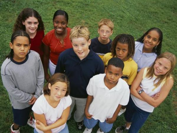Race Talk: Engaging Young People in Conversations About Race and Racism