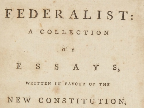 Federalists vs Anti-Federalists