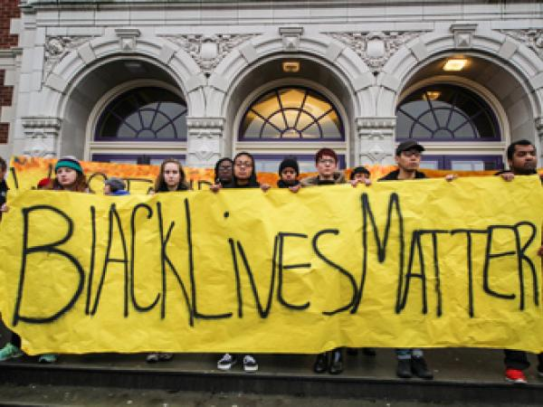 Black Lives Matter: From Hashtag to Movement