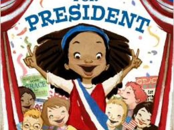 Grace for President (Book Discussion Guide)