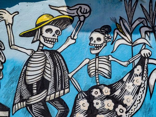 Day of the Dead: Early Childhood Lesson Plan