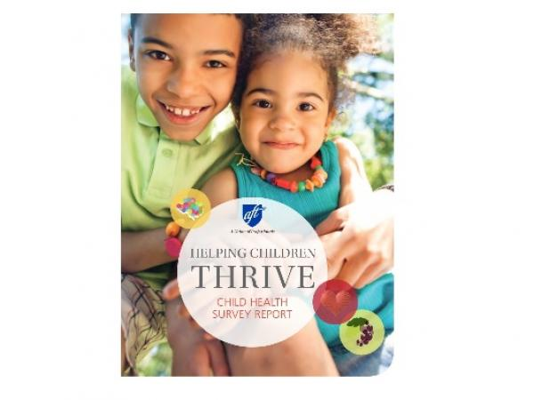 Helping Children Thrive - Child Health Survey Report
