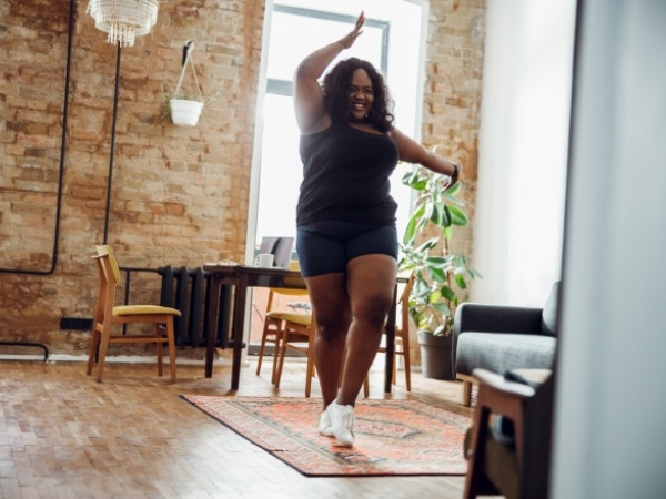 Virtual Zumba: An Exercise Party for Your Body Part 2