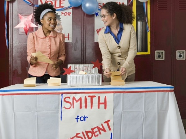 Power to the Students: A NonPartisan Guide for Empowering Youth to Engage in Elections
