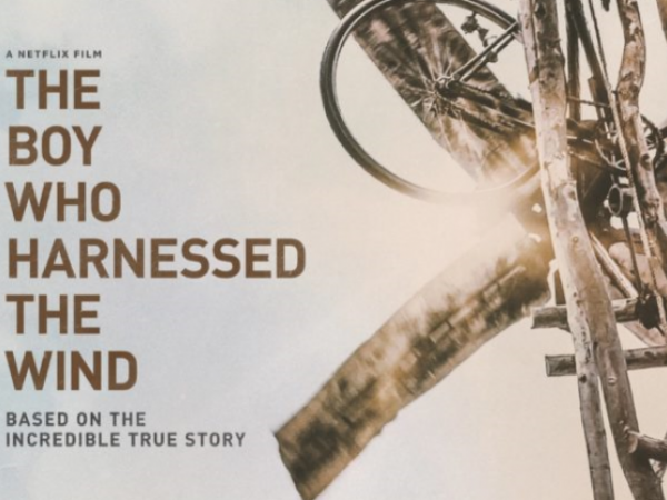 Engineering and Activism: The Boy Who Harnessed the Wind with William Kamkwamba