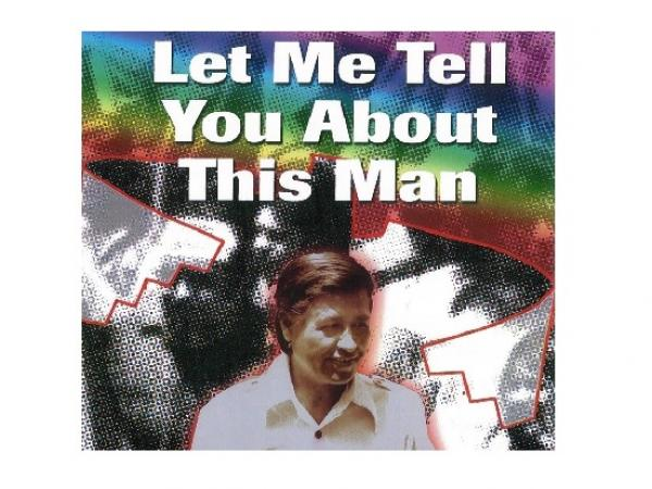 Let Me Tell You About This Man: Cesar Chavez, Union Organizer