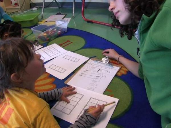 Progression in math and literacy