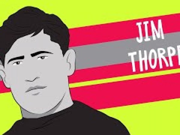 Jim Thorpe - Native American Olympian Hero