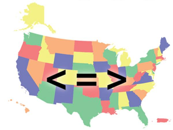 Comparing My State