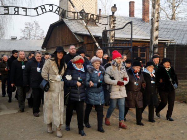 Lesson Plan: The Holocaust - Assessing responsibility and conscience