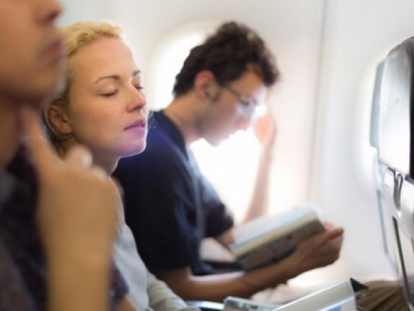 Danger zone: Are airplane boarding procedures a health hazard?